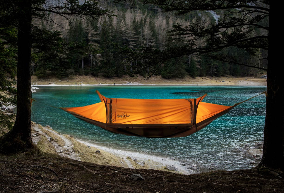 Flying Tents