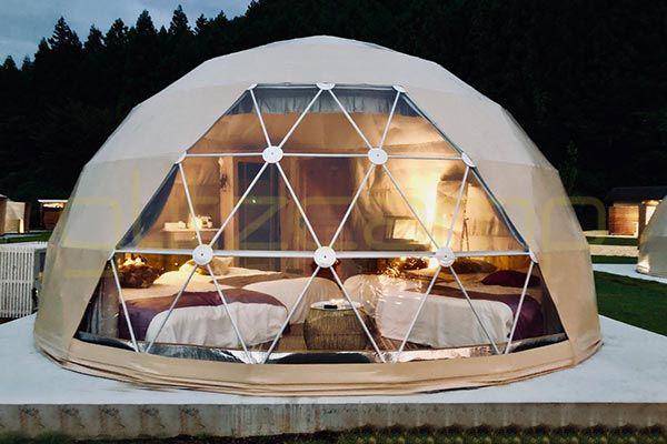 Geodetic Tents